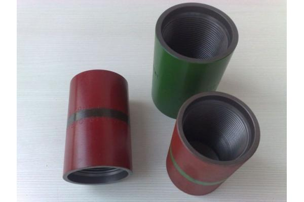 Steel pipe coupling for Oil casing pipe