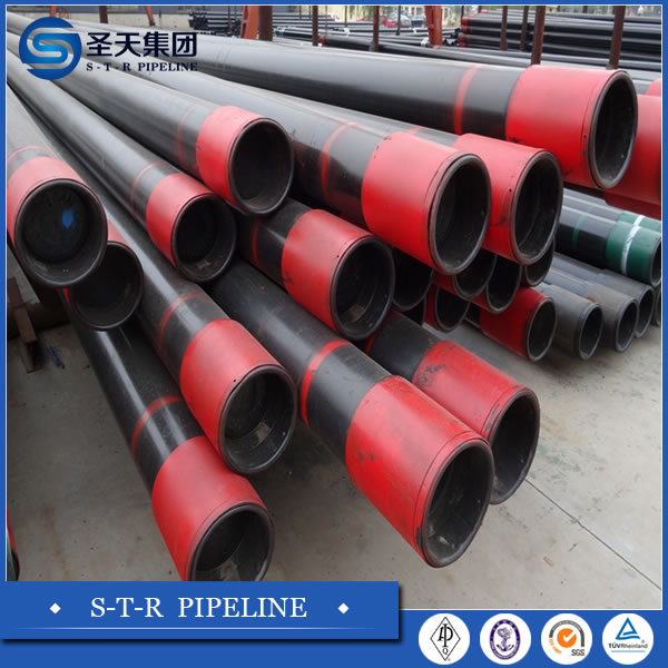 ASTM A36 Seamless Carbon Steel Pipe for Oil and Gas