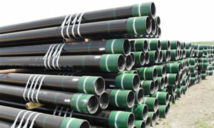 API 5CT Seamless Steel Casing Pipe